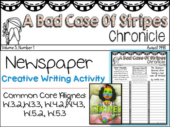 A Bad Case of Stripes: Creative Writing