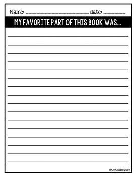 A Bad Case of Stripes / Read-Aloud Book Companion