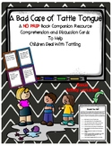 A Bad Case of Tattle Tongue Book Companion Resource Comprehension CArds