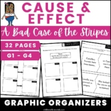 A Bad Case of the Stripes Cause and Effect Activities