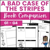A Bad Case of the Stripes by David Shannon Graphic Organiz