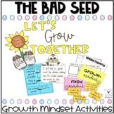A Bad Seed Book Companion with Craftivity