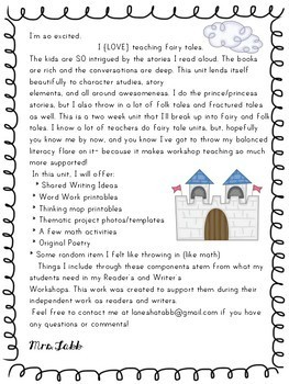 photo relating to Printable Fairy Tales identify Fairy Stories Printables