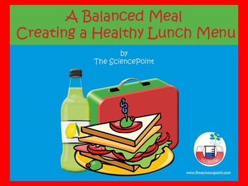 A Balanced Meal - Creating a Healthy Lunch Menu