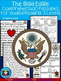 A+ Bald Eagle Comprehension For Guided Reading...American Symbols