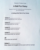 A Ball For Daisy (c) Reader's Theater Script