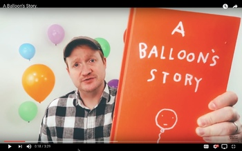 A Balloon's Story video + lesson plan