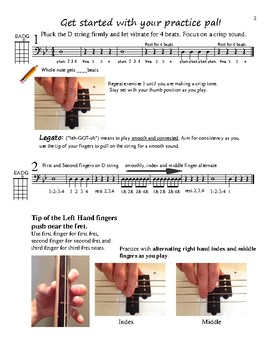 A+ Band Method for Bass