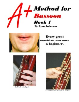 A+ Band Method for Bassoon