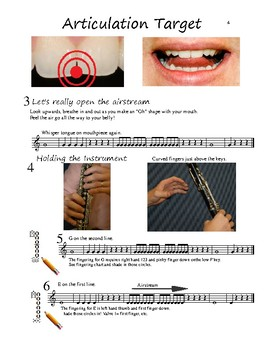 A+ Band Method for Clarinet