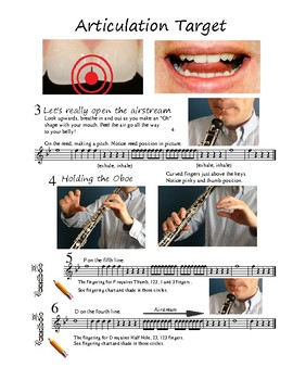 A+ Band Method for Oboe
