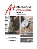 A+ Band Method for Percussion
