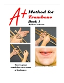 A+ Band Method for Trombone