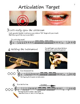A+ Band Method for Trumpet