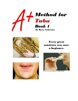 A+ Band Method for Tuba
