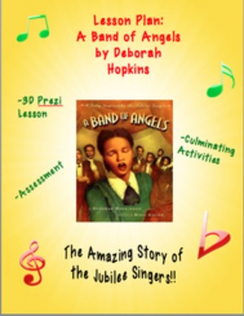 A Band of Angels Lesson Plan and Prezi