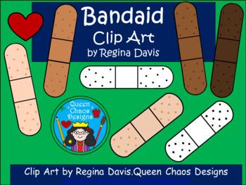 A+ Bandaid Clip Art