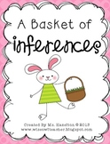 A Basket of Inferences [Spring Inference Activity]