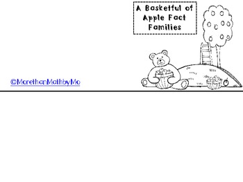 A Basketful of Fact Families: Addition and Subtraction