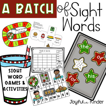 A Batch of Sight Words