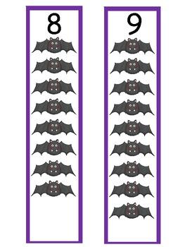 A+ Bats & Birds...Number Sense
