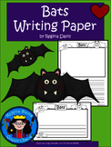 A+ Bats... Writing Paper