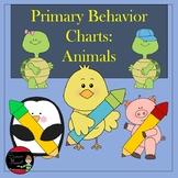 A Beary Cute Behavior Chart
