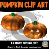 Pumpkin Clip Art for Teachers