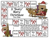"A ""Beary"" Merry Christmas--Place Value Game"
