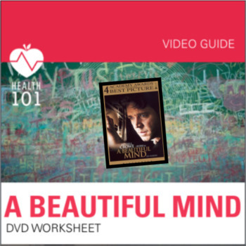 A Beautiful Mind DVD Movie Guide Worksheet