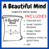 A Beautiful Mind (2001) - Complete Movie Guide & Introduction to Game Theory