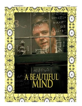 A Beautiful Mind Movie: Schizophrenia/Abnormal Psych: True Story Mental Illness