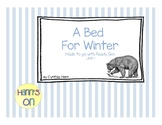 A Bed For Winter lesson helper