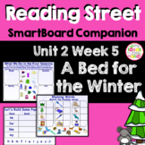A Bed for the Winter SmartBoard Companion Kindergarten