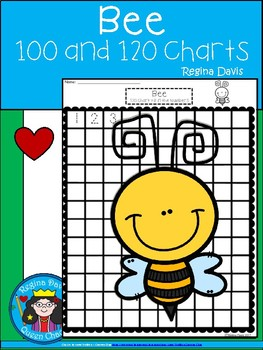 A+ Bee: Numbers 100 and 120 Chart