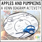A Beginner's Venn Diagram Activity