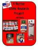 A Better State Research Project