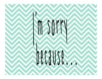 A Better Way to Say Sorry