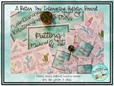 A Better You Interactive Bulletin Board