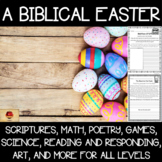 A Biblical Easter {Printables and Games}