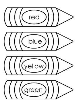 A Big Box Of Colors - Cute Craft