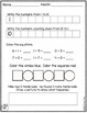 Math All Year - First Grade - No Prep - Homeschool Worksheets