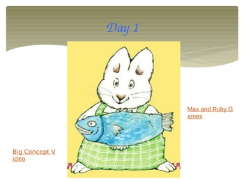 """""""A Big Fish for Max"""" (Instructional Guide for Reading Street 2013)"""