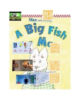 A Big Fish for Max with Q.R.Codes