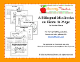 A Bilingual Minibook on Cinco De Mayo