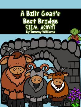 A Billy Goat's Best Bridge STEM Activity