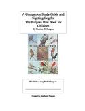 A Bird Sighting Log & Companion for the Burgess Bird Book for Children