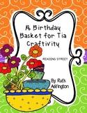 A Birthday Basket for Tia Craftivity