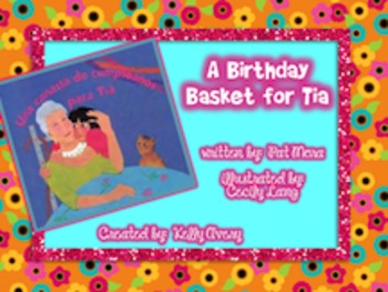 A Birthday Basket for Tia Reading Street 2nd Grade 6.3