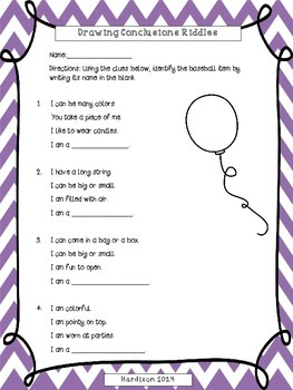 A Birthday Basket for Tia Reading Comprehension Activity Packet